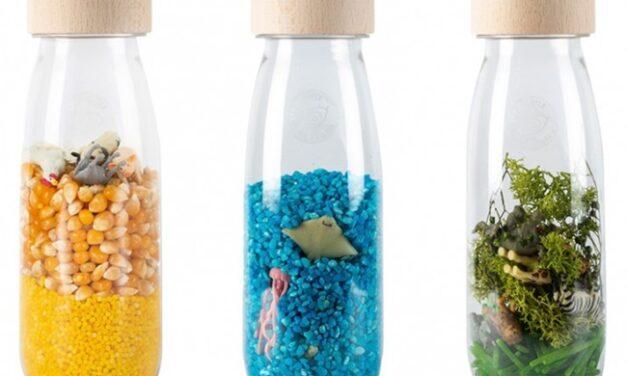 Botellas sensoriales cómo trabajar con ellas