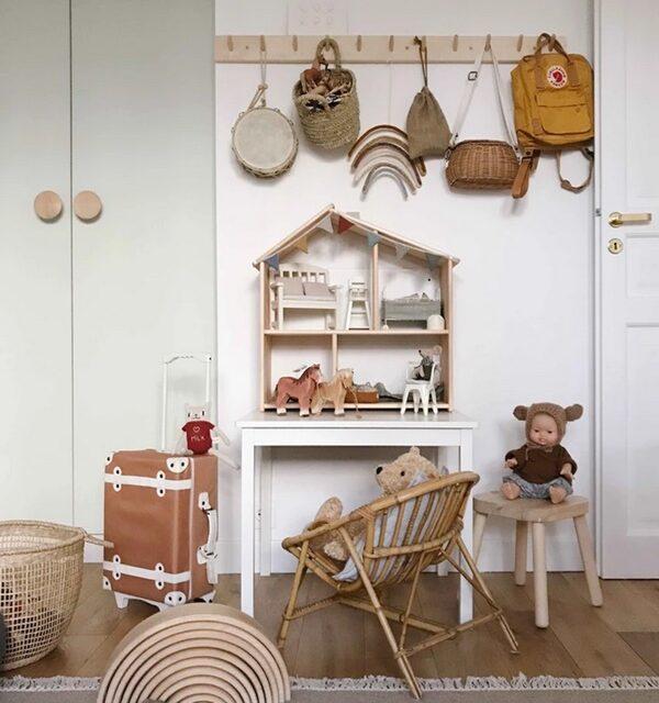 Decoración Montessori para habitaciones