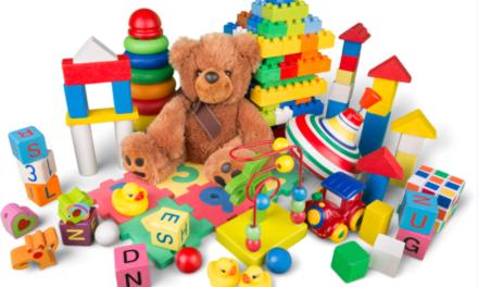 Top 10 juguetes que nunca pasan de moda