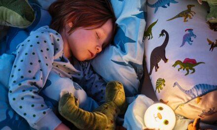 Luz de noche para niños: acaba con el miedo a la oscuridad