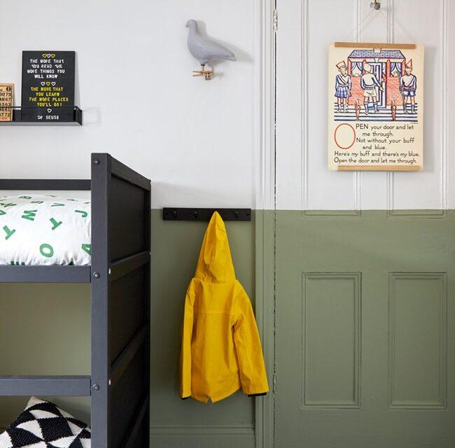Colores para pintar la habitación infantil en 2021