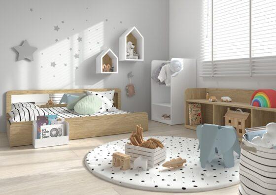 Muebles ROS para habitaciones Montessori
