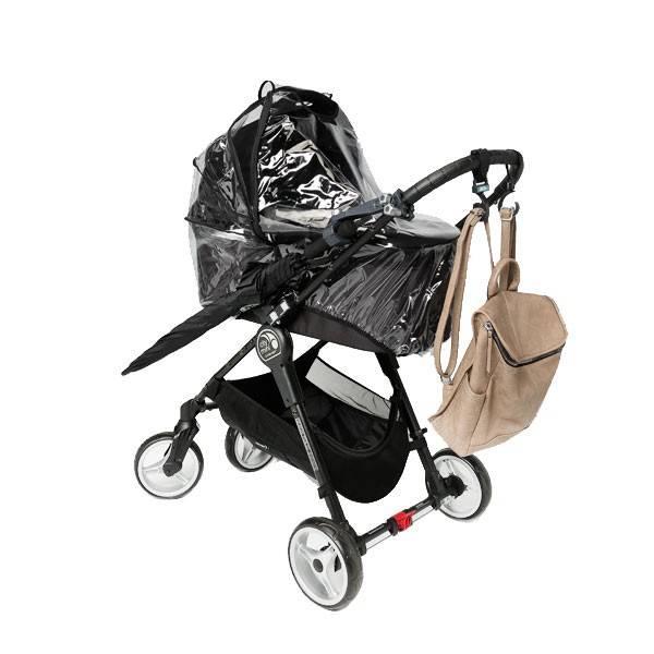Accesorios imprescindibles para el carro del bebé