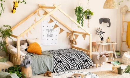La variedad de camas infantiles de Sklum