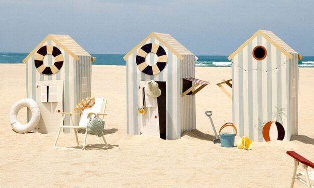 A la playa con Zara Home
