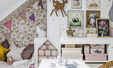 Cómo crear una habitación infantil abuhardillada