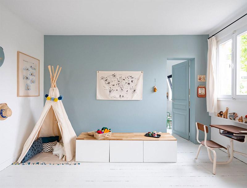 Dormitorios infantiles unidos