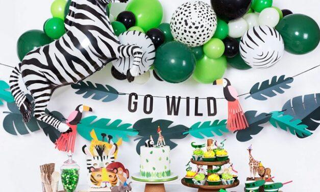 Las mejores opciones para una fiesta temática infantil