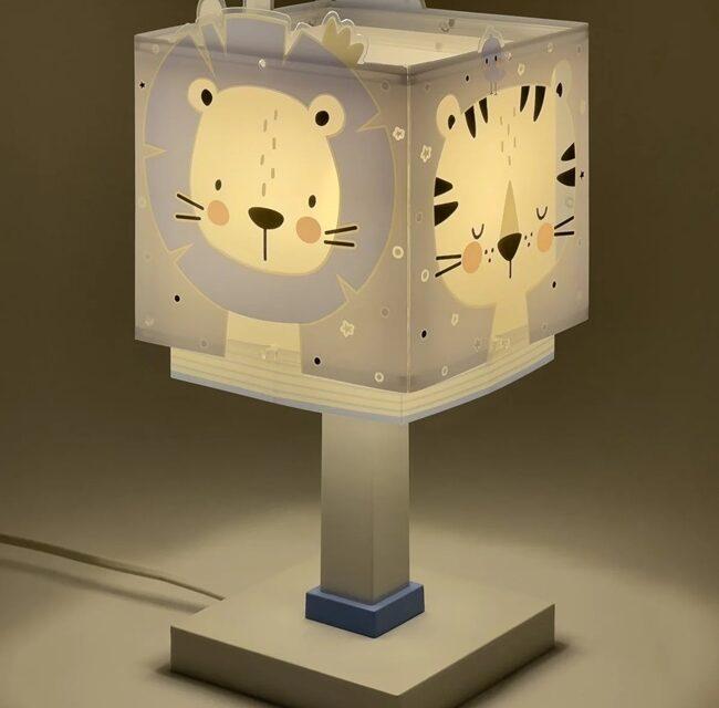 Lámparas infantiles de mesa de Dalber