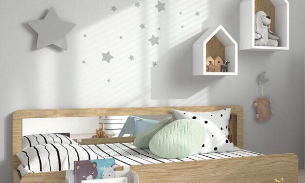 Complementos para dormitorio infantil de la mano de muebles Ros