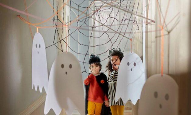 Organiza la mejor fiesta de Halloween infantil